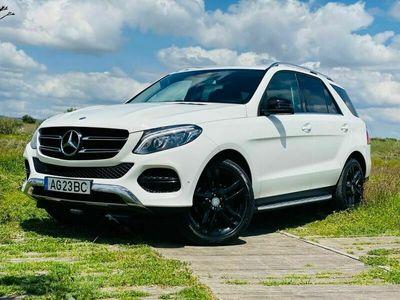 usado Mercedes GLE250 GLE 250D Avantgard