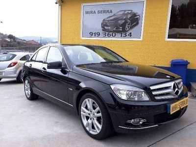 usado Mercedes C250 Classe CCDi Avantgarde BE (204cv) (4p)