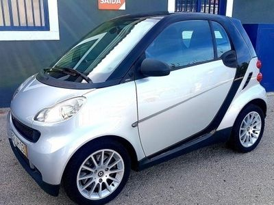 gebraucht Smart ForTwo Coupé 1.0 MHD PASSION