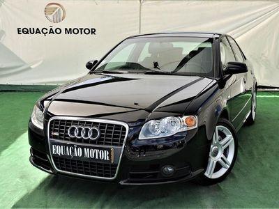 usado Audi A4 2.0TDI S-Line