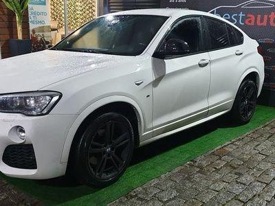 usado BMW X4 2.0 D Xdrive Pack M Cx Aut 190cv