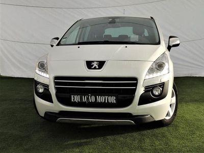 usado Peugeot 3008 2.0 HDi Hybrid4