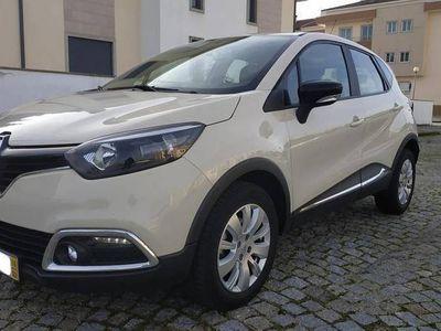 gebraucht Renault Captur DCi 40mKMS Garantia