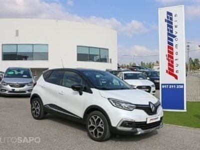 usado Renault Captur TCe Exclusive - (GPS/LED's/Câmara) (36.000 Kms)