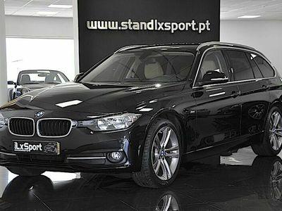 usado BMW 320 Série 3 d Touring Line Sport (190cv) (5p)