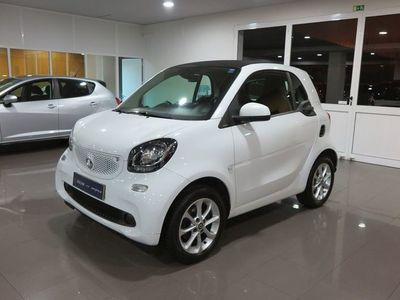 usado Smart ForTwo Coupé 1.0 mhd Passion