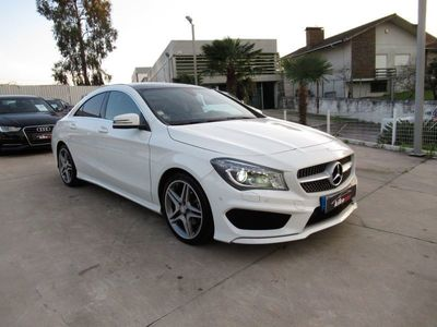 usado Mercedes CLA200 d AMG