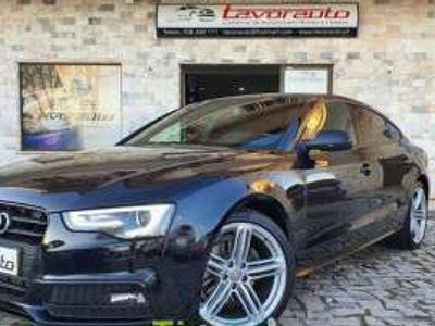 usado Audi A5 2.0 TDi S-line (177cv) (2p)