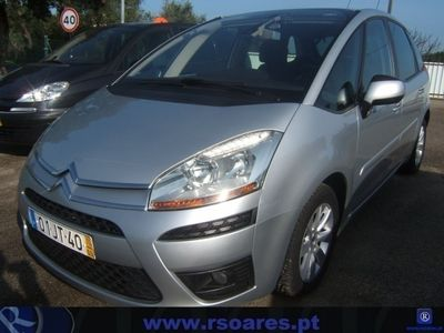 usado Citroën C4 Picasso Picasso 1.6 HDi Dynamique (110cv) (5p)