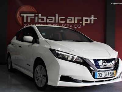 usado Nissan Leaf Visia 40KMh Prop...