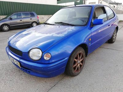 brugt Toyota Corolla Starvan 2.0 D A/C