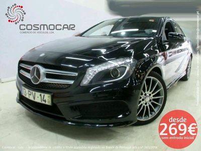 brugt Mercedes A180 Classed AMG Line Aut. (109cv) (5p)