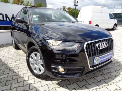 second-hand Audi Q3 2.0 TDI EXCLUSIVE