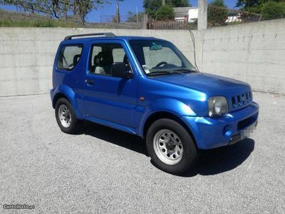 brugt Suzuki Jimny Metaltop