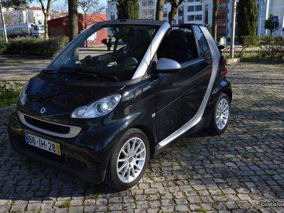 used Smart ForTwo Cabrio Cabrio mhd