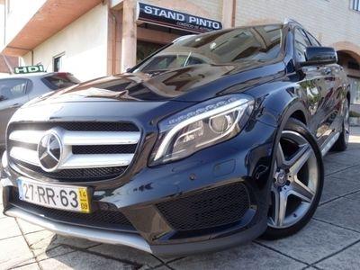 usado Mercedes GLA220 CDi AMG Line