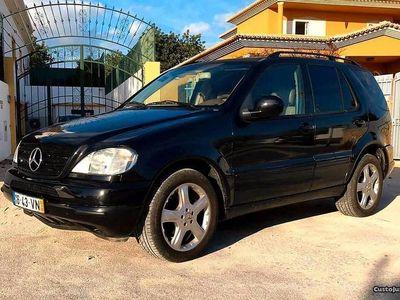 usado Mercedes ML270 CDI