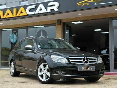 usado Mercedes C220 Cdi SW Avantgarde