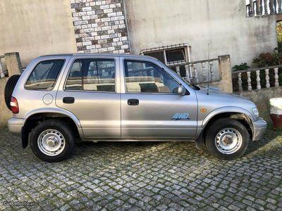 usado Kia Sportage 2.0 TD 4x4