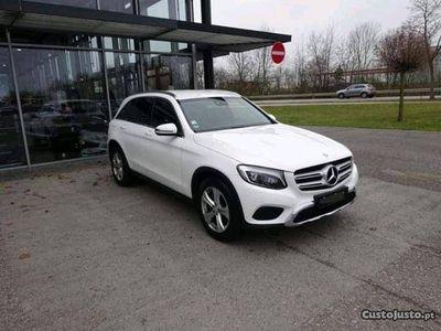 brugt Mercedes GLC250 G 250de 204cv