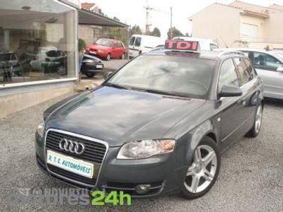 usado Audi A4 Avant 2.0TDI SPORT NACIONAL