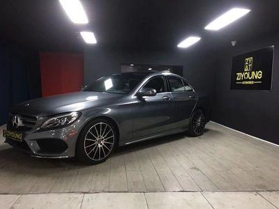 usado Mercedes C200 Pack AMG