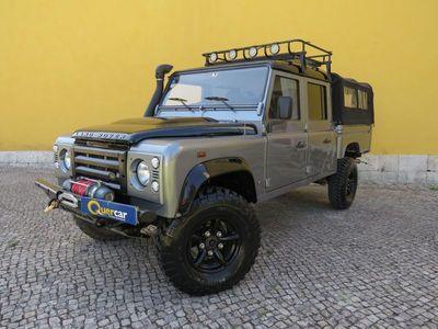 usado Land Rover Defender 130 Doble Cab Pick Up 2.4TD
