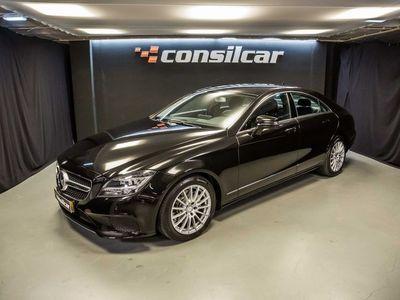 usado Mercedes CLS350 CDI BLUETEC Executive Pack Navi