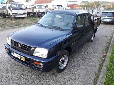 used Mitsubishi L200 L200