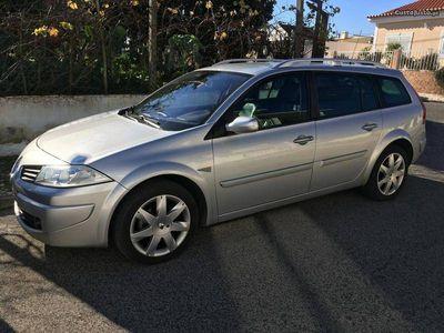 usado Renault Mégane Break Exclusive SE
