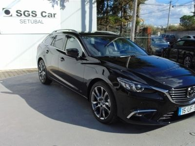 used Mazda 6 2.2 SKYACTIV-D 175cv Excellence Pack Leather Cruise Pack TAE Navi