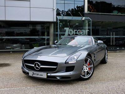 usado Mercedes SLS AMG 63 AMG Roadster