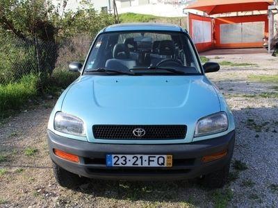 usado Toyota RAV4 TA (129cv) (3p)