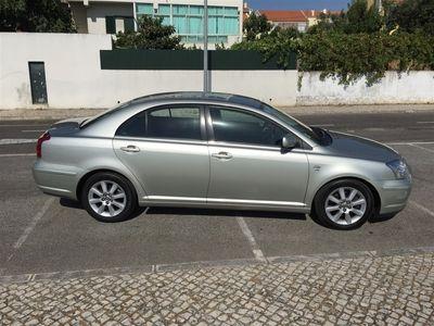 usado Toyota Avensis SD 2.0 D-4D Sol (116cv) (4p)