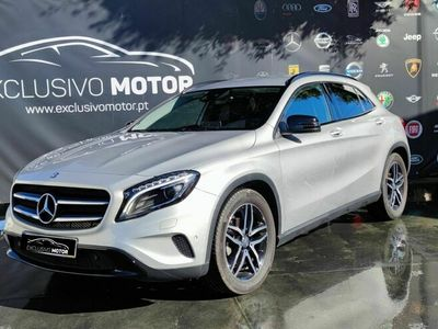 usado Mercedes GLA200 D urban auto
