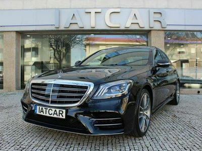 usado Mercedes S400 Classed 4 Matic AMG