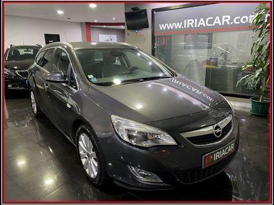 usado Opel Astra sports tourer