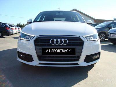 brugt Audi A1 Sportback 1.4TDI