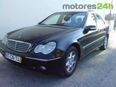 usado Mercedes C220 Elegance 2.2 CDI