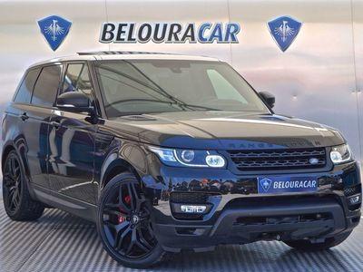 usado Land Rover Range Rover Sport 3.0 SDV6 HEV (Hibrido + Pack Black)