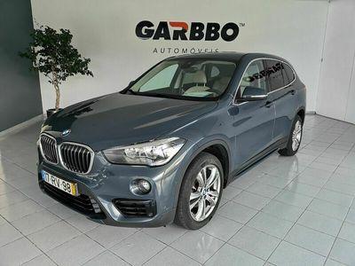 usado BMW X1 SDrive Line Sport