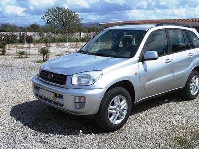 usado Toyota RAV4 2.0 VVT-I