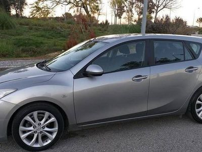 brugt Mazda 3 1.6 MZR-CD 110cv AC