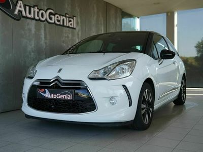 usado DS Automobiles DS3 1.6 BHDI BE CHIC