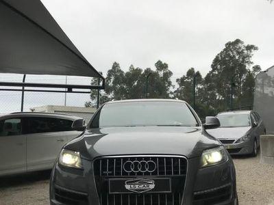 usado Audi Q7 qauttro