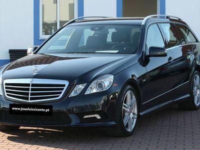 usado Mercedes E250 Avantgarde cdi (204cv)
