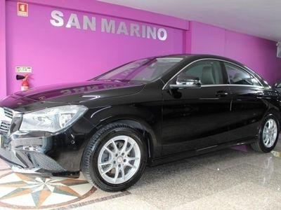 usado Mercedes CLA180 CDi