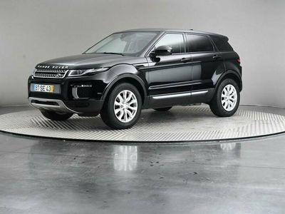 usado Land Rover Range Rover evoque 2.0 eD4 SE 2.0