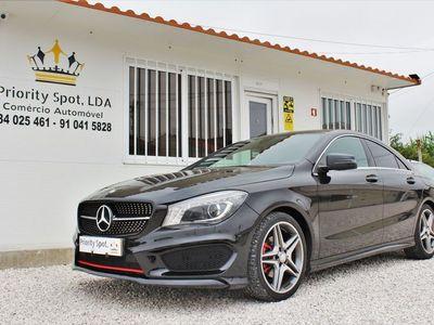 gebraucht Mercedes CLA180 AMG Automático