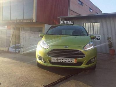 usado Ford Fiesta 1.4tdci Titanium -